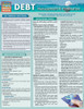 QuickStudy   Debt Management & Elimination Laminated Reference Guide