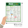 QuickStudy   Microsoft Excel 365: Advanced Laminated Study Guide