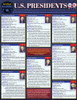 Quick Study QuickStudy U.S. Presidents Laminated Study Guide BarCharts Publishing Political Science Reference Cover Image