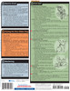 Quick Study QuickStudy Dog Care Laminated Reference Guide BarCharts Publishing Pet care & Health Reference Outline Back Image