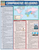 QuickStudy | Comparative Religions Laminated Study Guide