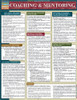 Quick Study QuickStudy Coaching & Mentoring Laminated Reference Guide BarCharts Publishing Medical Reference Cover Image