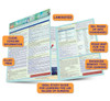 Quick Study QuickStudy Nursing: Lab Values Laminated Study Guide BarCharts Publishing Medical Academic Reference Guide Benefits