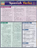 Quick Study QuickStudy Spanish Verbs Laminated Study Guide BarCharts Publishing Spanish Verbs Guide Cover Image