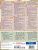 Quick Study QuickStudy Old Testament Laminated Study Guide BarCharts Publishing History Guide Back Image