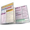 Quick Study QuickStudy Portuguese Grammar Laminated Study Guide BarCharts Publishing Language Guide Main Image