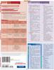 Quick Study QuickStudy Pediatric Nursing Laminated Study Guide BarCharts Publishing Medical Guide Back Image
