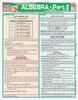 QuickStudy | Algebra Part 2 Laminated Study Guide