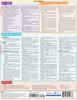 Quick Study QuickStudy AP Spanish: Language & Culture Laminated Study Guide BarCharts Publishing Education Back Image