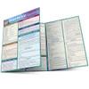 Quick Study QuickStudy Algebraic Equations Laminated Study Guide BarCharts Publishing Algebra Guide Main Image