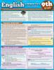 QuickStudy | English: Common Core - 9th Grade Laminated Study Guide