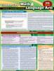 QuickStudy   Common Core: Math & Language Arts - 5th Grade Laminated Study Guide