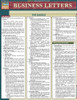 QuickStudy   Business Letters Laminated Reference Guide