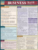 QuickStudy | Business Math Formulas Laminated Study Guide