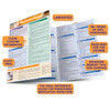 QuickStudy Quick Study Pharmacology Laminated Study Guide BarCharts Publishing Medical Study Guide Benefits