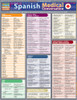 Quick Study QuickStudy Spanish Medical Conversation Laminated Study Guide BarCharts Publishing Cover Image