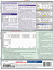 QuickStudy Quick Study Excel Tips & Tricks Laminated Study Guide BarCharts Publishing Computer Guide Back Image