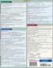 Quick Study QuickStudy Finance Equations & Answers Laminated Study Guide BarCharts Publishing Back Page Image