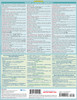 Quick Study QuickStudy Phlebotomy Laminated Study Guide BarCharts Publishing Inc Phlebotomy Guide Back Page Image