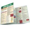 Quick Study QuickStudy Phlebotomy Laminated Study Guide BarCharts Publishing Inc Phlebotomy Guide Main Image