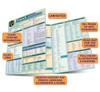 Quick Study QuickStudy Phlebotomy Laminated Study Guide BarCharts Publishing Inc Phlebotomy Guide Benefits