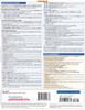 QuickStudy Quick Study Nursing Assessment Laminated Study Guide BarCharts Publishing Medical Studies Back Image