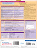 Quick Study QuickStudy SAT: Equations & Answers Laminated Study Guide BarCharts Publishing Education Reference Guide Back Image