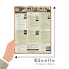 Quick Study QuickStudy World War 2 Laminated Study Guide BarCharts Publishing World Historical Guide Size