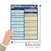 Quick Study QuickStudy Abraham Lincoln Laminated Study Guide BarCharts Publishing American History Guide Size