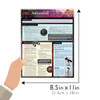 Quick Study QuickStudy Astronomy Stargazing Laminated Study Guide BarCharts Publishing Science Guide Size