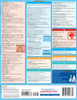 QuickStudy Quick Study Chemistry Terminology Laminated Study Guide BarCharts Publishing Science Back Image