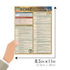 Quick Study QuickStudy Rome: Ancient History Laminated Study Guide BarCharts Publishing World Historical Reference Guide Size