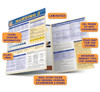 Quick Study QuickStudy Nursing 2 Laminated Study Guide BarCharts Publishing Medical Study Guide Benefits