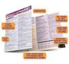 Quick Study QuickStudy Nursing Math Laminated Study Guide BarCharts Publishing Medical Math Guide Benefits