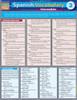 QuickStudy | Spanish Vocabulary 2: Intermediate Laminated Study Guide
