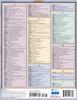 Quick Study QuickStudy English Vocabulary Laminated Study Guide BarCharts Publishing Language Guide Back Image