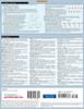 Quick Study QuickStudy EKGs / ECGs Laminated Study Guide BarCharts Publishing Inc EKG ECG Reference Back Page Image