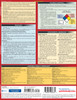 Quick Study QuickStudy EMT - Emergency Medical Technician Laminated Study Guide BarCharts Publishing Back Page Image