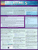 Quick Study QuickStudy HTML5 Laminated Study Guide BarCharts Publishing Computer Reference Guide Cover Image