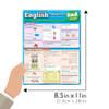 QuickStudy | English: Common Core - 2nd Grade Laminated Study Guide