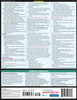 Quick Study QuickStudy Computer Security Laminated Study Guide BarCharts Publishing Reference Guide Back Image