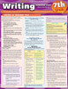 QuickStudy | Writing Common Core - 7th Grade Laminated Study Guide