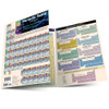 Quick Study QuickStudy Periodic Table Advanced Laminated Study Guide BarCharts Publishing Reference Main Image
