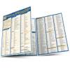 Quick Study QuickStudy Medical Abbreviations Acronyms Laminated Study Guide BarCharts Publishing  Main Image