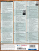 Quick Study QuickStudy Black History: Pre-Civil War Laminated Study Guide BarCharts Publishing Inc Back Image