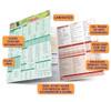 Quick Study QuickStudy Medical Math Laminated Study Guide BarCharts Publishing Medical Math Guide Benefits