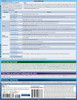 Quick Study QuickStudy Computer Terminology Laminated Study Guide BarCharts Publishing Tech Guide Back Image