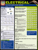 Quick Study QuickStudy Electrical Laminated Reference Guide BarCharts Publishing Engineering Guide Cover Image