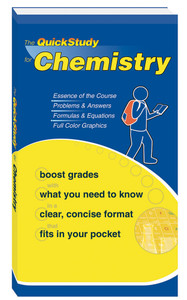 QuickStudy | Chemistry Study Book
