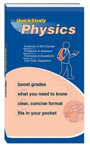 QuickStudy | Physics Study Book